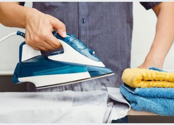 Глажение одежды
